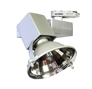 освещение для торгового оборудования в магазине