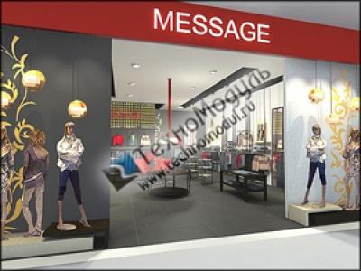 разработка дизайн-проекта магазина